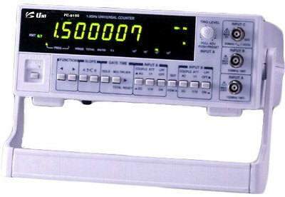 Unisource FC-8150 1.5GHz Frequency Counter, 9-digit LED Display