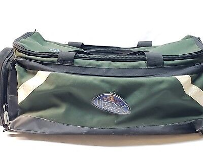 Iron Duck IDC Xtreme Oxygen Green Duffle Bag