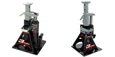 Powerbuilt 640912 All-In-One 3-Ton Bottle Jack with Stand