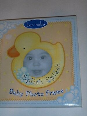 Bon Bebe SPLISH SPLASH Baby Photo Frame