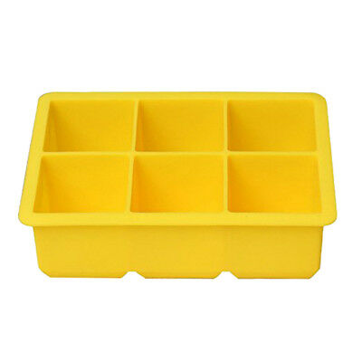 Ice Cube Square Maker Cube Mould Brick Party Tray Square Bar Whiskey Mold *1