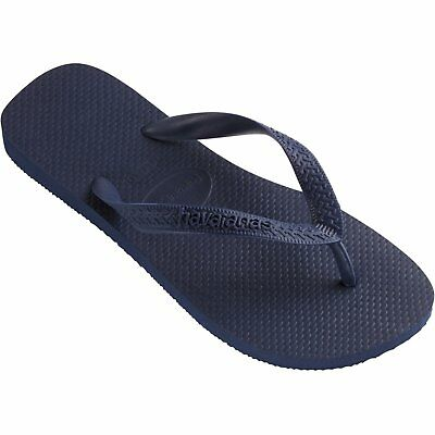 Havaianas Top Unisex Footwear Sandals - Navy Blue All Sizes
