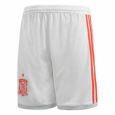 Official Spain Away Shorts 2018 Football Sport adidas Climalite Kids