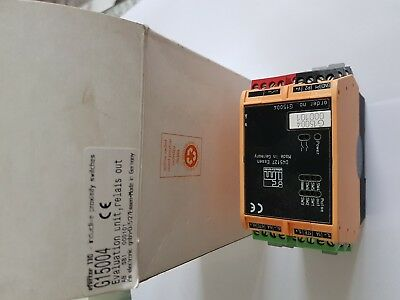 Ifm Electronic G15004 Safety Relay Neu New