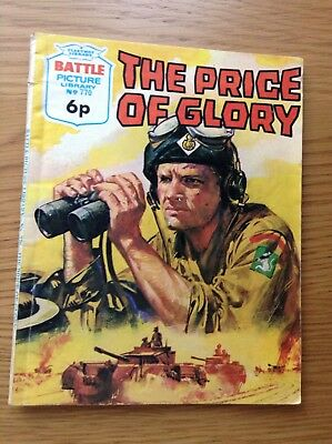 BATTLE PICTURE LIBRARY No.770 - THE PRICE OF GLORY