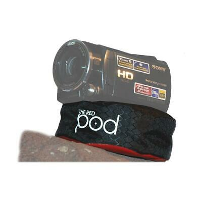 The POD Red Bean Bag Camera Support for Compact Cameras #RE0017