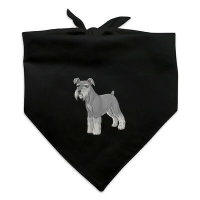 Miniature Schnauzer Dog Dog Pet Bandana