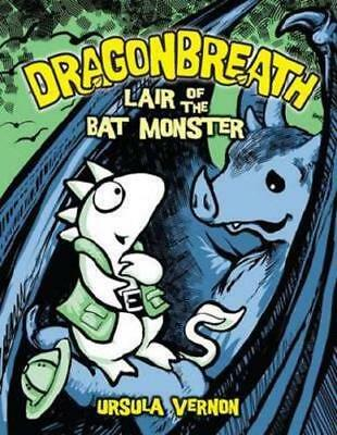 Lair of the Bat Monster by Ursula Vernon (author)