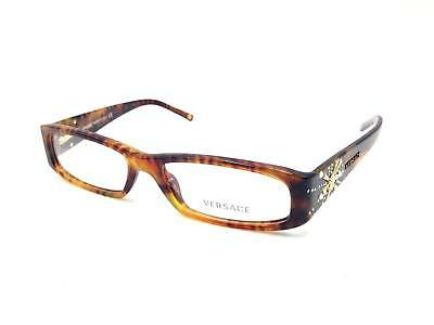 09f0e2c9a61  350 Versace Womens Brown Eyeglasses Frames Glasses Optical Italy Lens Mod  3096