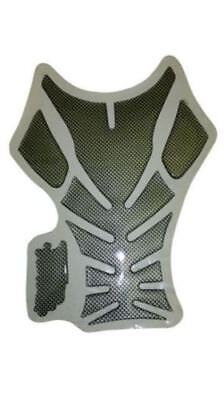 Motohart Moto Motorcycle Bike Scooter Astro Tank Spine Protector Pad - Carbon