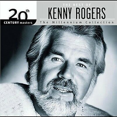 KENNY ROGERS 20th Century Masters - The Millennium Collection  (CD, 2004) SEALED