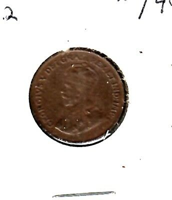 Canada One Cent 1922 XF