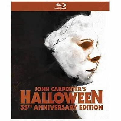 Halloween (Blu-ray) (not digibook)  35th Anniversary NEW Free shipping