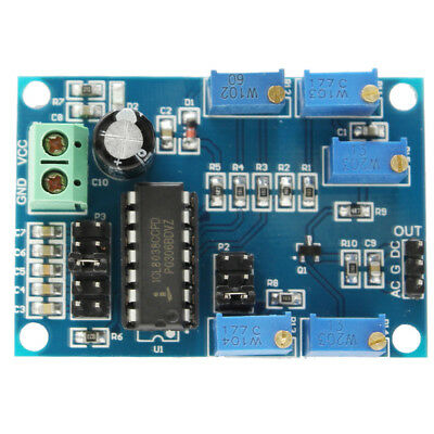 ICL8038 Low-frequency Signal Source Generator Module Sine Square Triangle Wave