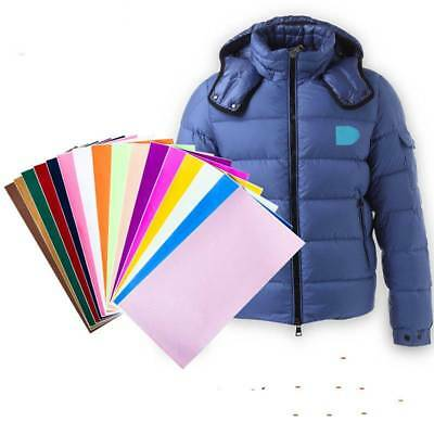 Self-adhesive Patch Badge Clothing Sticker For Down Jackets DIY Fabric Materials