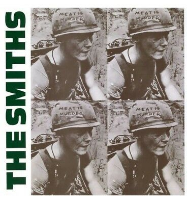 The Smiths Meat means murder new vinyl -