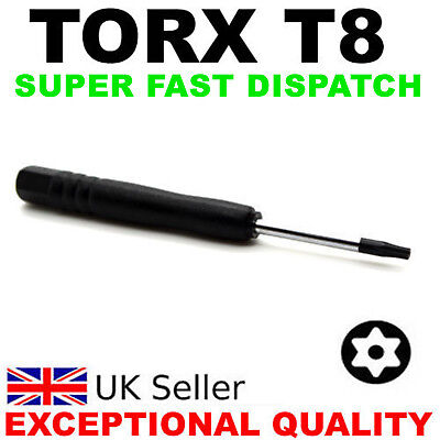 Torx T8 Opening Security Screwdriver PS4 PS3 Console Opening Tool