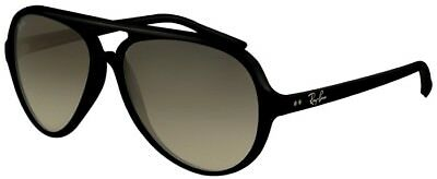 ed27deff165983 RAY BAN RB4125 Cats 5000 601 32 (59mm), Mens Sunglasses, New ...
