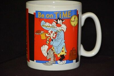 I Resolve 30 oz. JUMBO mug - exclusive to Warner Bros store - Sylvester & Tweety