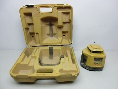 Topcon RL-H3C Horizontal Automatic Leveling Rotary Laser Level With Case