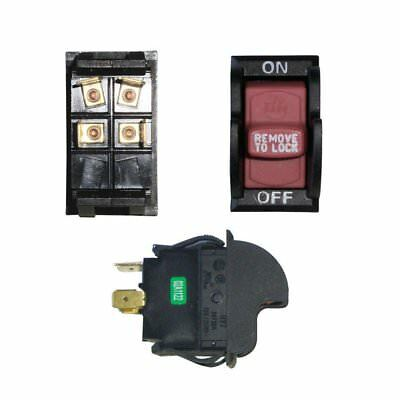 AGT SW7A Superior Electric On-Off Toggle Switch