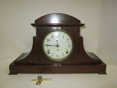 Antique mantel clocks made in usa