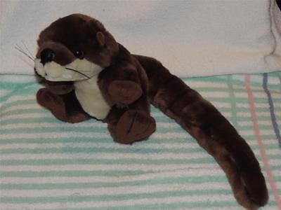 2003 Wildlife Artists Baby Otter Pup Plush Stuffed Animal