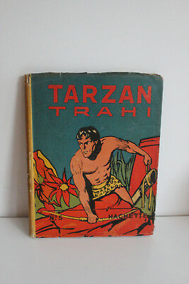 TARZAN TRAHI n°5 Collection HACHETTE 1938