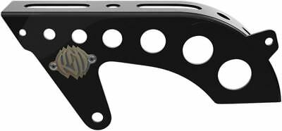 RSD Gloss Black Tracker Front Pulley Guard 2004-18 Harley Sportster