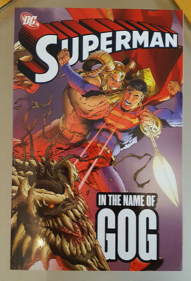 Superman : In The Name of Gog  - Paperback