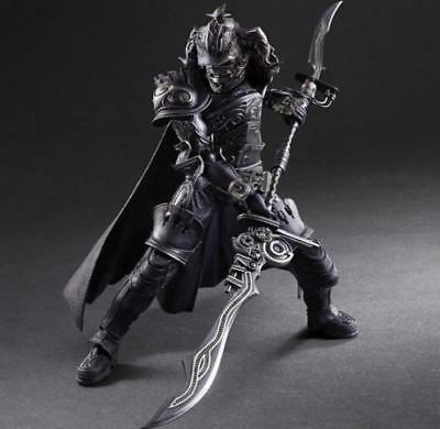 Play Arts Kai Final Fantasy Dissidia Gabranth Action Figure Collection Toy