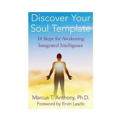 Discover Your Soul Template by Marcus T. Anthony (author)