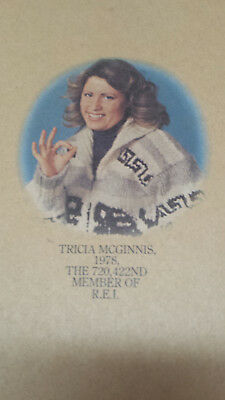Vintage 1978 REI 40th Anniversary Catalog - All Inserts! Scarce and Spectacular!