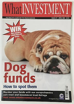 What Investment Magazine April 2006 Issue 277