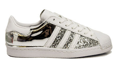ADIDAS SUPERSTAR LONDON Sneakers Mit Glitzer Und
