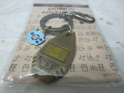 Official Takeru TK T.K. Tag Crest of Hope Digivice Metal Keychain Digimon 02 tri
