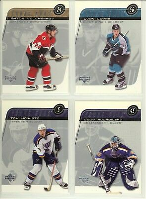2002-03 Upper Deck Series 2 Young Guns Rookie Yg Rc #427-456 Finish Set You Pick