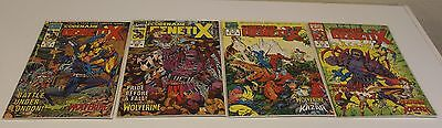 MARVEL Complete Set 4 Issue Limited Series Codename GenetiX #1-#4 VF/NM(SIC533)