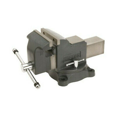 Wilton WMH63302 WS6, Shop Vise with 6 in. Jaw Width, 6 in. Jaw Opening New