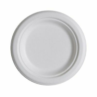 500 counts, Round plates, 10 inches, Biodegradables, Disposable... 2DAY DELIVERY