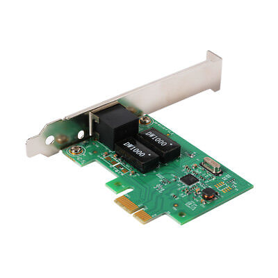 10/100/1000M PCI-E Gigabit Ethernet LAN Network Card Adapter for Desktop AC331