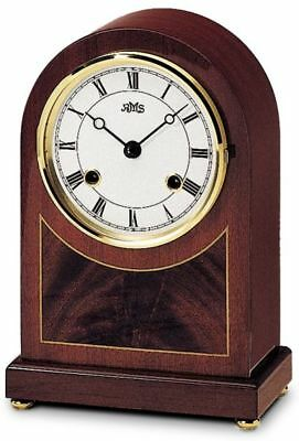 AMS 154/8 High Quality Analog Table Clock with Key Lift