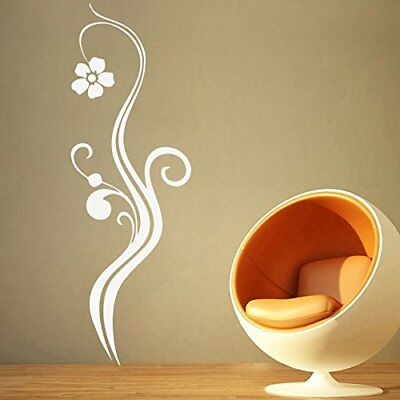 Sided Swirl Design Wall Sticker Removable Decal Home /& Office Décor Poster