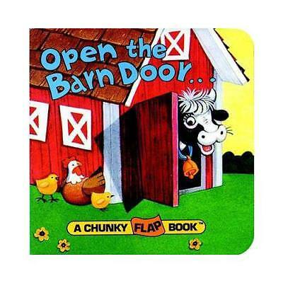Open the Barn Door-- by Christopher Santoro (illustrator)