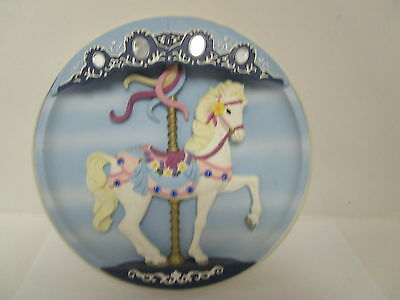 Vintage Classic Rhodes Studios  Musical Carousel Horse Collectors Item