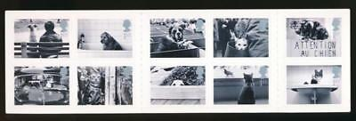 Great Britain 1962A Mnh Booklet Cats & Dogs