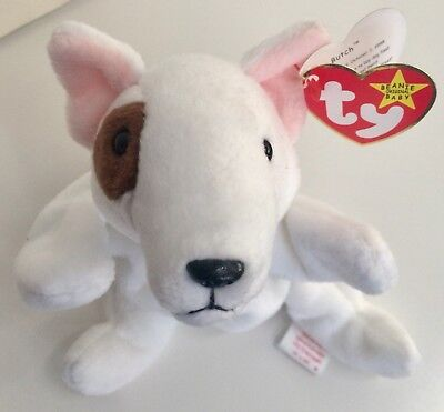Ty Beanie Babies  Butch  Retired New Mint ! Retired - Swing   Tush Tag 3df187a00549
