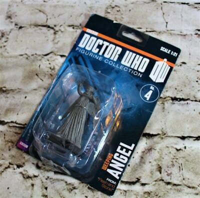 Doctor Who Weeping Angel #4 BBC Figurine Collection