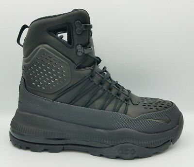 cd146336e38 NIKE ZOOM SUPERDOME ACG Boots Shoes Air Max Triple Black 3M 654886-040 Size  7
