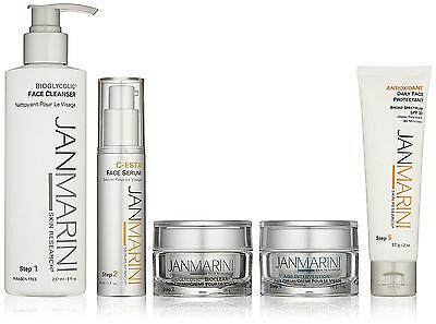 Jan Marini Skin Care System Dry Very Dry 11/2019 Full Sz Free Expedited Shipping